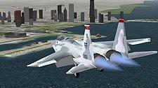 Flugsimulator FS 2000