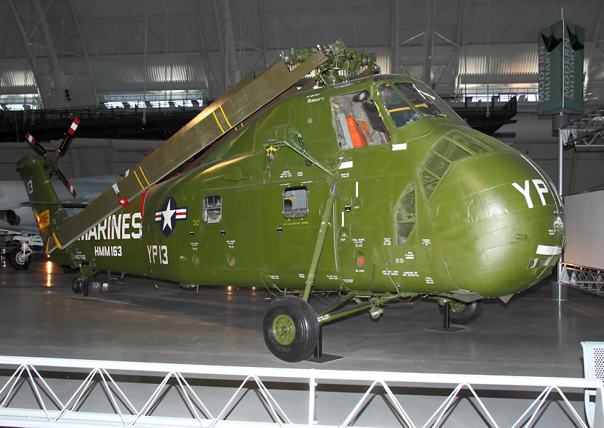 Sikorsky UH-34D Seahorse: Transporthubschrauber der U.S. Marine Corps