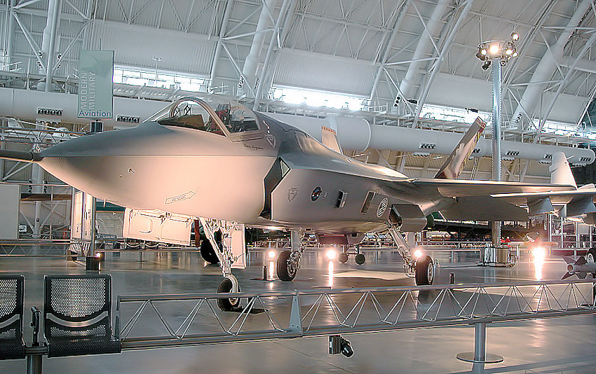 F-35 - Air and Space - links