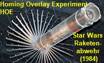 Homing Overlay Experiment - Zielsuchendes Raketenabwehrsystem der Lockheed Missiles and Space Division (Testversion)