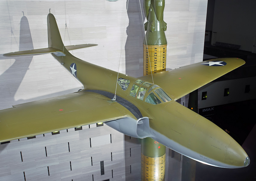Bell-XP-59A Airacomet