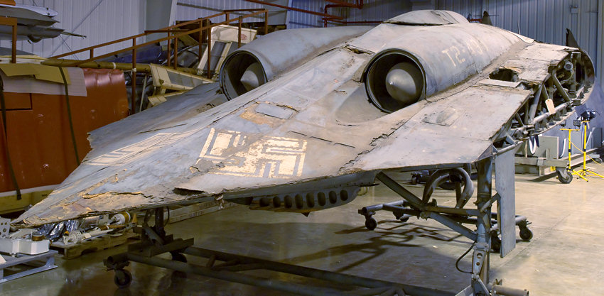 Horten H Ix Tarnkappenflugzeug
