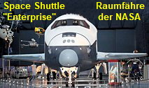 Space Shuttle Enterprise: Raumf�hre des Space-Shuttle-Programms der US-Raumfahrtbeh�rde NASA
