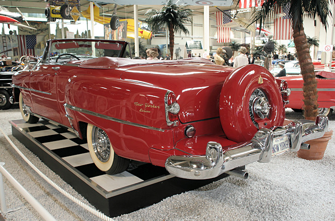 Chrysler New Yorker De Luxe Convertible V8