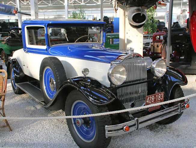 Packard Straight Eight Coupe