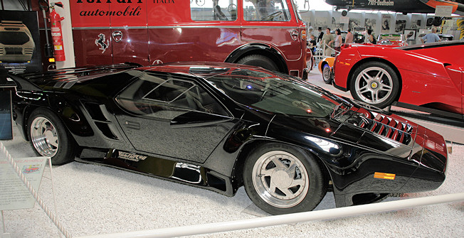 Vector W8 Twin Turbo