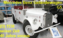 Mercedes Benz Gel�ndewagen G 5