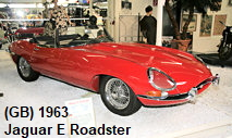 Jaguar E Roadster