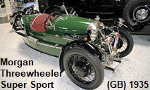 Morgan Threewheeler Super Sport