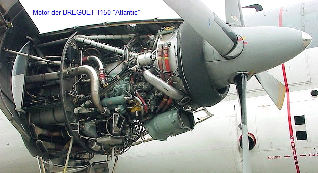 BREGUET 1150 - Atlantic