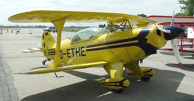 Pitts S-2 B