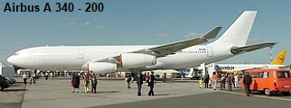 Airbus A 340 - 200