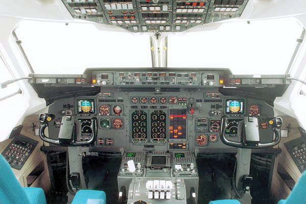 flugzeug avro rj85