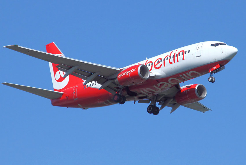 Boeing 737-700 - Air Berlin