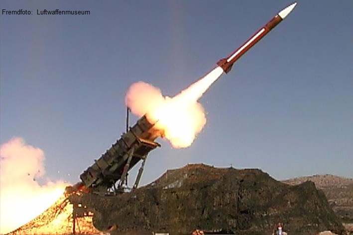 Patriot - Air Defense Guided Missile System