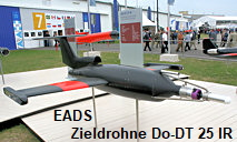 EADS Do-DT 25 IR - Zieldrohne