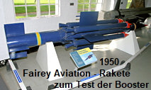 Fairey Aviation - Boostertest