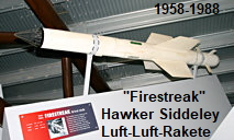 Firestreak - Hawker Siddeley