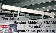 Hawker Siddeley SRAAM