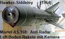 Hawker-Siddeley Martel AS.168