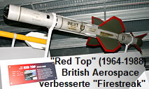 Red Top - British Aerospace