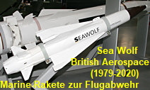 Sea Wolf - British Aerospace