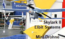 Skylark II - Elbit Systems