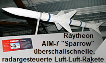 AIM-7 Sparrow - Raytheon