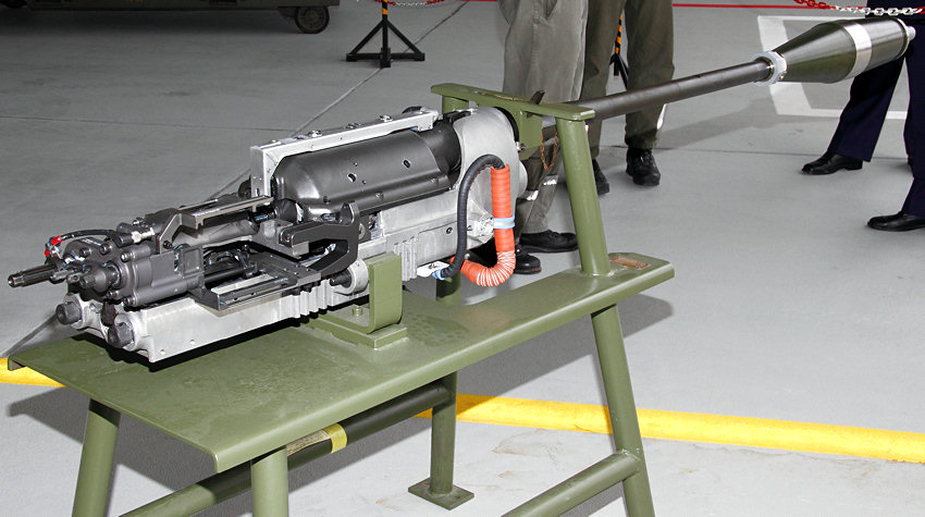 Eurofighter - Mauser Weapon