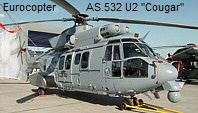 Eurocopter AS.532 U2 Cougar