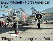 North American B-25 Mitchell