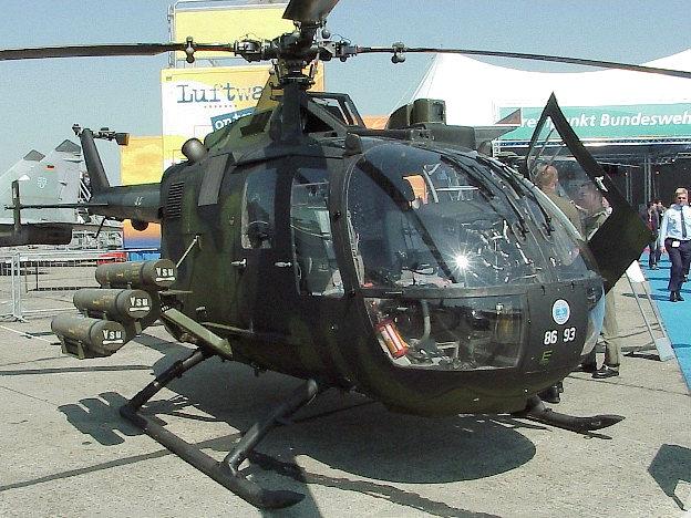 Armée Allemande (Bundeswehr) BO-105_PAH