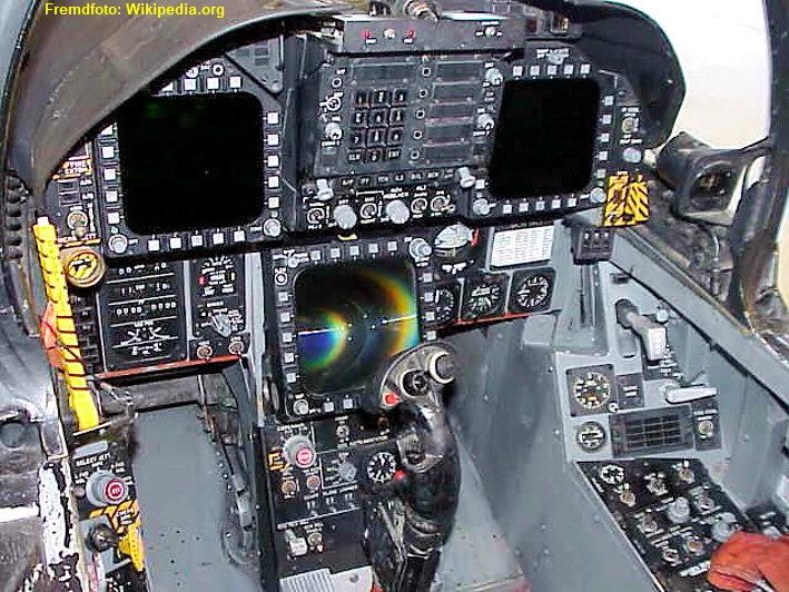 F 18 Cockpit Layout 18 - Cockpit F ...