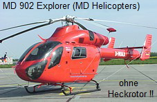 MD 902 Explorer (MD Helicopters)