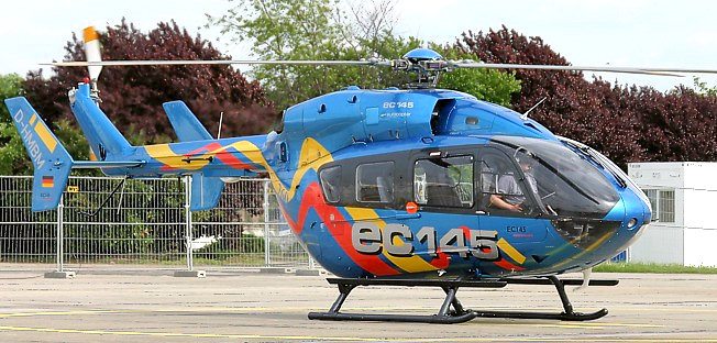 Civil Helicopter - EC1helicopter - Airbus Helicopters