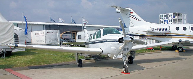 Bonanza A 36 AT - Beechcraft / Hawker
