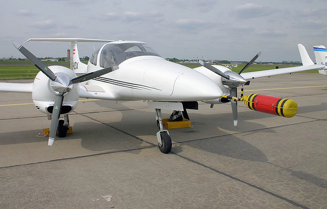 Diamond DA-40 Twin Star