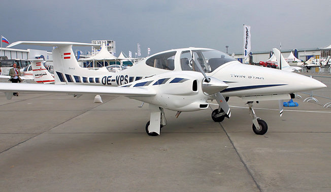 Diamond DA40 Twin Star
