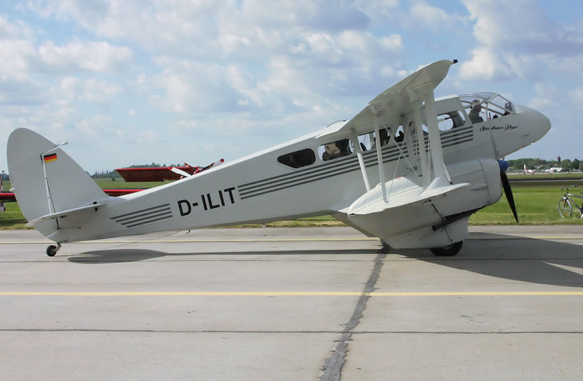 DH 89 Dragon Rapide