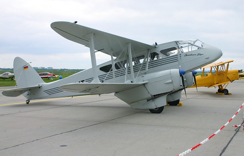 De Havilland DH 89A
