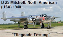 B-25 Mitchell, North American (1940)