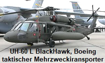 UH-60 L Black Hawk, Boeing