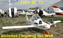 Cricri MC 15