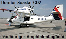 Dornier Seastar CD2 - Dornier Seawings AG