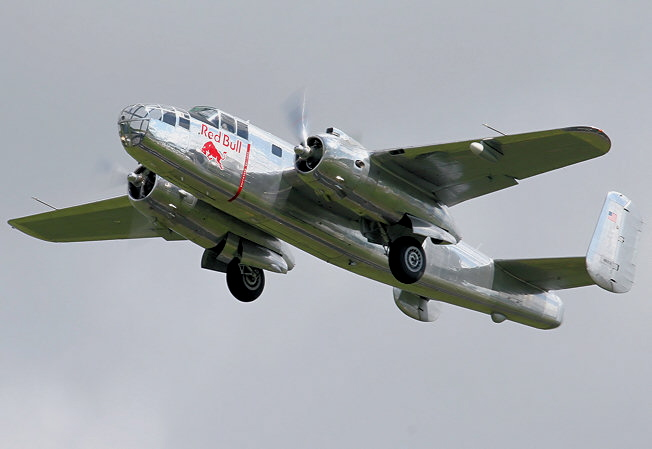 B-25 Mitchell, North American
