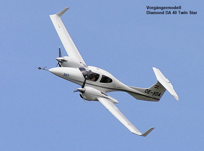 Diamond DA 40 Twin Star