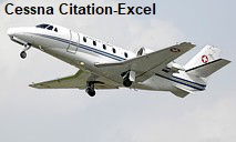 Cessna Citation-Excel
