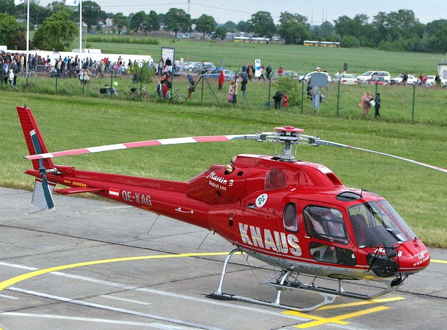 Aerospatiale AS 355 F2