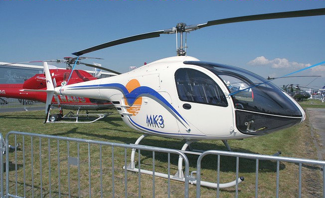 MK-3 Helicopter