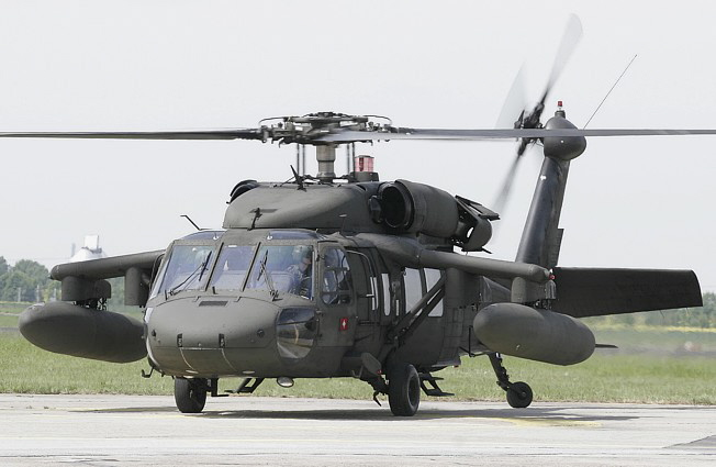 UH-60 L BlackHawk, Boeing